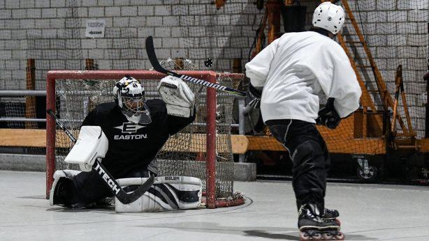 Inlinehockey in Hanau